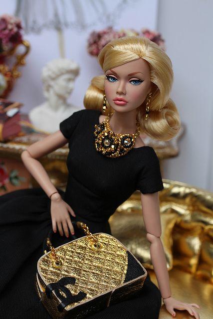 Poppy Parker ♡ http://www.pinterest.com/lilyriverside/barbie-fashion-doll/