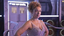 BBC Latest News - Doctor Who - The Doctor and River Song Reunite For A Spectacular Christmas