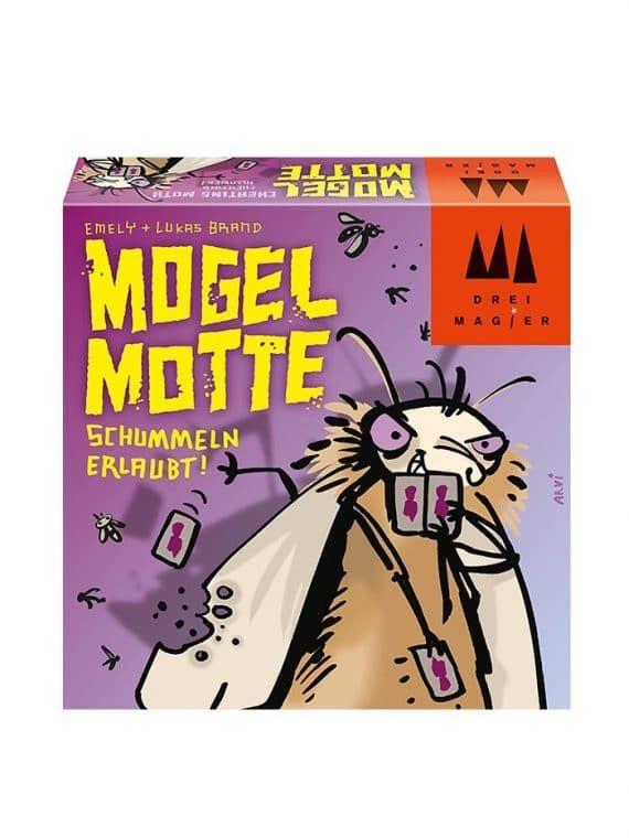 Mogel Motte Cheating Moth