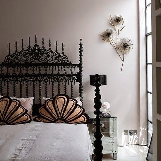 25 melhores ideias de cama g tica no pinterest quarto for Cama gotica