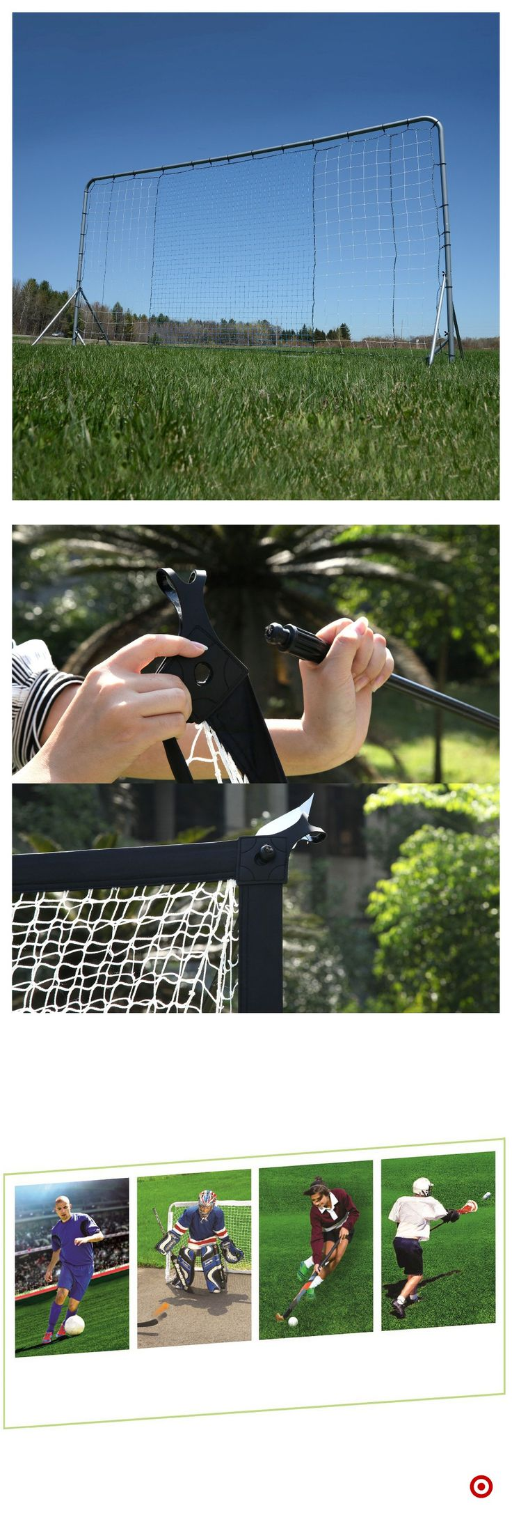 Shop Target for sports nets and goals you will love at great low prices. Free shipping on orders of $35+ or free same-day pick-up in store.