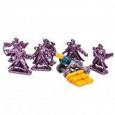 Настольная игра Бронепехота №2, набор солдатиков с пушкой