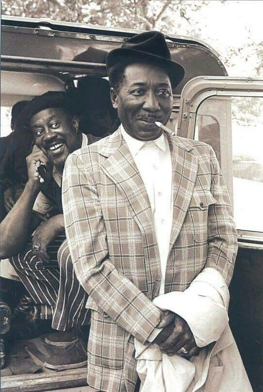 Fred Below, Muddy Waters