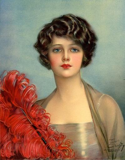Beauty - by Earl Christy