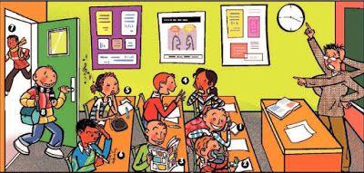 Fresh-Education : Αθόρυβες πρακτικές για πειθαρχία στη σχολική τάξη