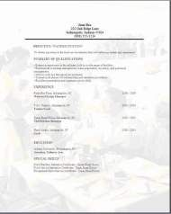 Waitress Resume3