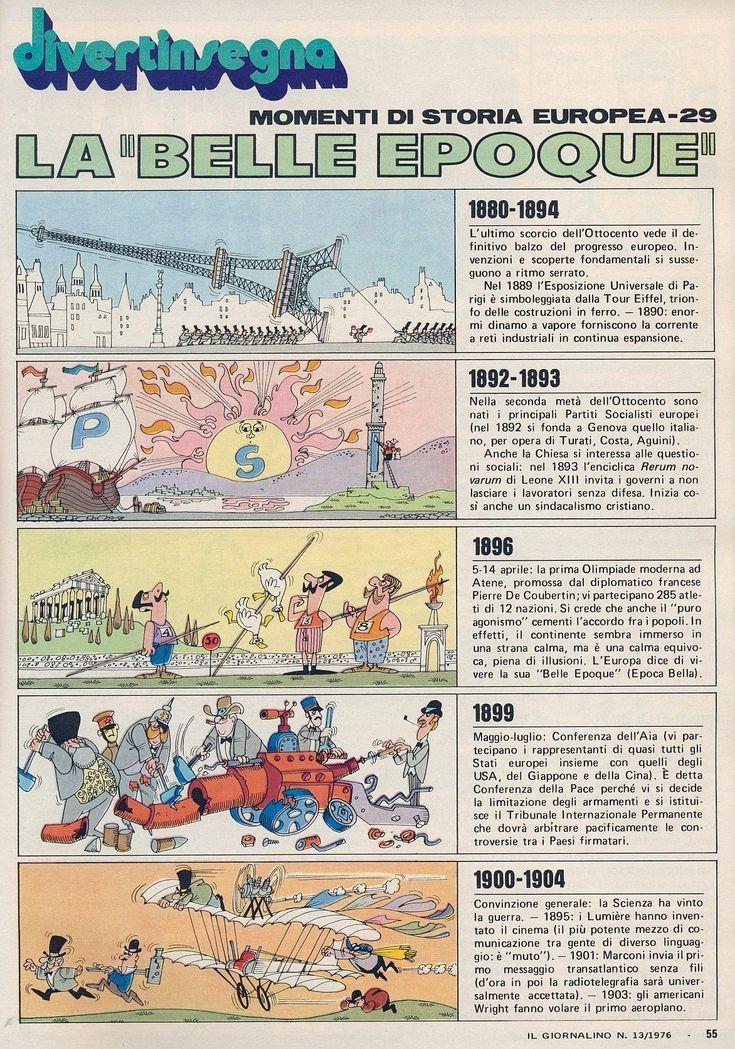 Momenti di storia europea (29-32)