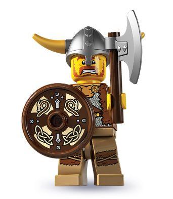 Viking Minifigure Series 4