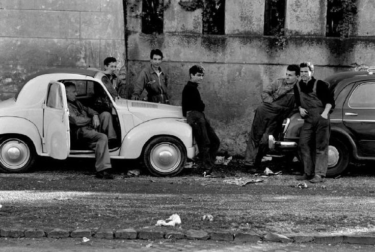 Rome Italy 1964 Photo: Bruno Barbey
