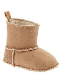Sherpa boots