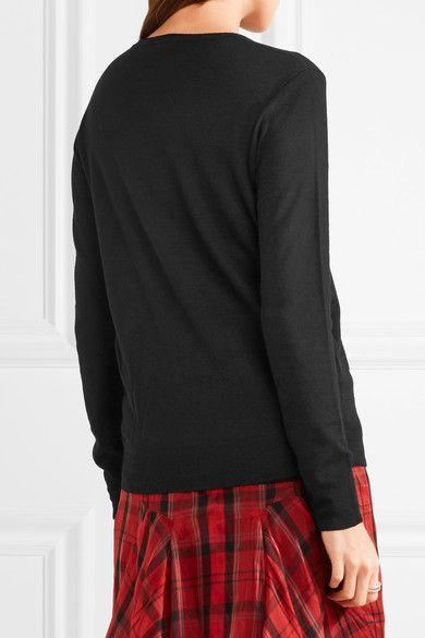 Joseph - Cashmere Sweater - Black -