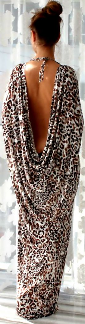 Walk On The Wild Side ~ Animal Print