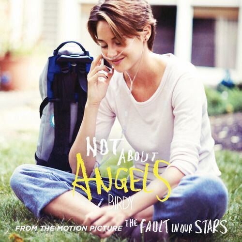 She is really close in the beginning of the story but when she met Augustus she start change that's mean she She did not utter hopelessness of her condition