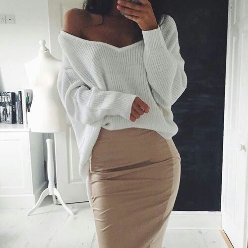 Tips On Blending Great Colors With Beige: 1000+ Ideas About Beige Sweater On Pinterest