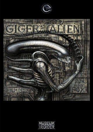Giger's Alien - HR Giger