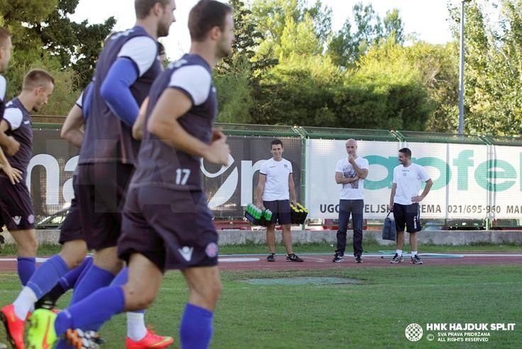 Trening Hajduka 30. listopada • HNK Hajduk Split