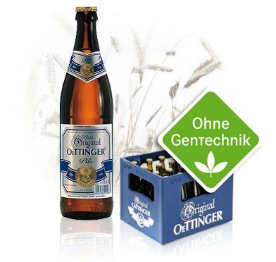 OeTTINGER Brauerei GmbH – Oettingen i. Bay. » Pils