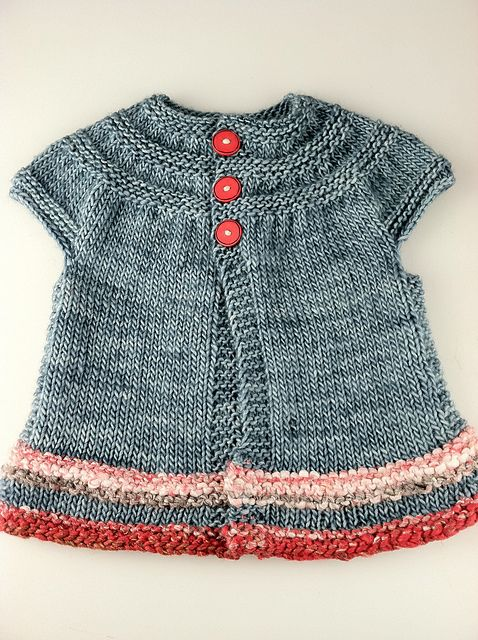 love love. tosh vintage.  Love this pattern, fun to knit