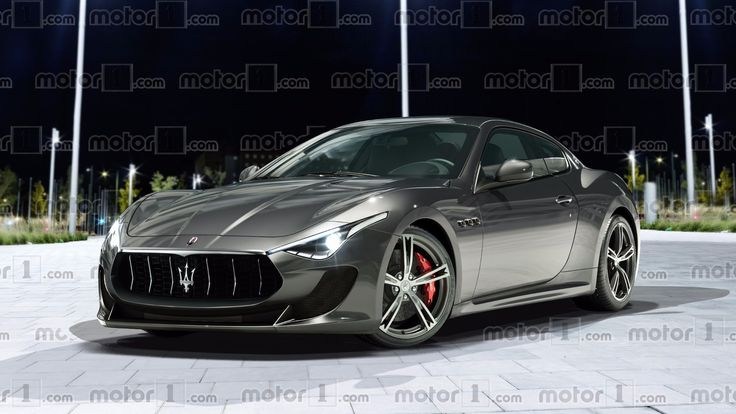 This render of the next-gen 2018 Maserati GranTurismo imagines a car just as classically beautiful as its predecessor.