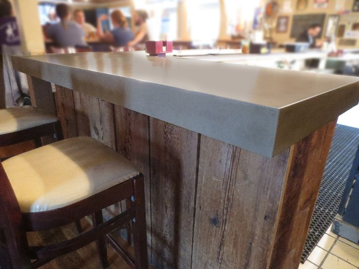 concrete bar tops the image kid has it