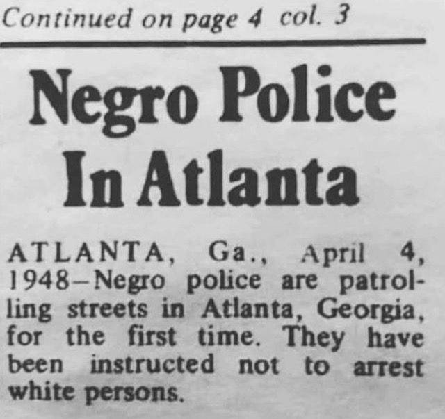 Check the date. The System Was Designed To Incarcerate And Kill Blacks, but bc evil has no restraint if allowed to live in a society, whites have now been getting killed as well.