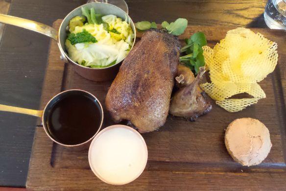 The Jugged Hare http://byrosalia.com/2014/10/08/the-jugged-hare/ #byrosalia #gastropub #london #foodie