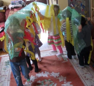 Dragon Dance art and soul preschool | Preschool movement ...