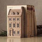 Jane Austen house bookend