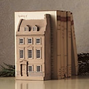 Jane Austen house bookend