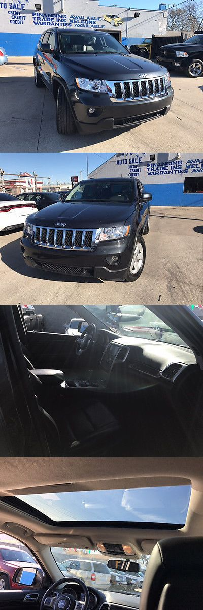 SUVs: 2013 Jeep Grand Cherokee Laredo X 4X4 4Dr Suv 2013 Jeep Grand Cherokee Laredo X 4X4 4Dr Suv BUY IT NOW ONLY: $22500.0