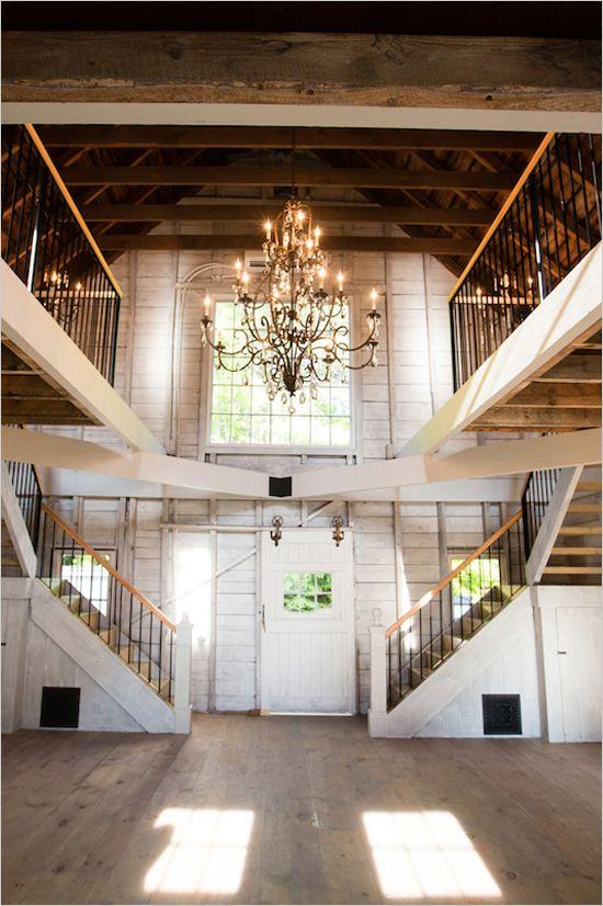 gorgeous barn wedding venue #hardyfarm #weddingvenue #weddingchicks http://www.weddingchicks.com/2014/04/10/new-england-wedding-venue/