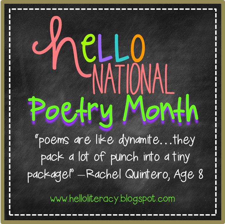 82 best ✏A POEM in my Pocket images on Pinterest Teaching - unt blackboard