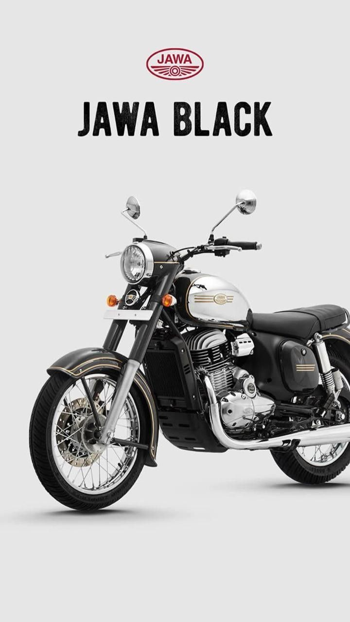 Jawa The Black Horse New Jawa By Mahindra Motor In India Classic