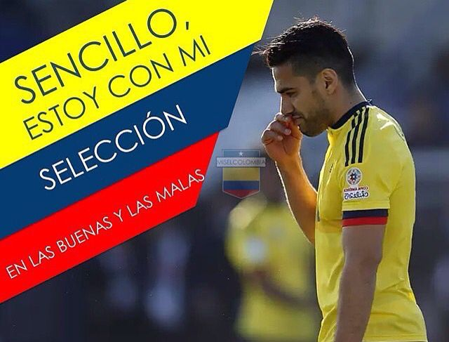 Colombia passion...