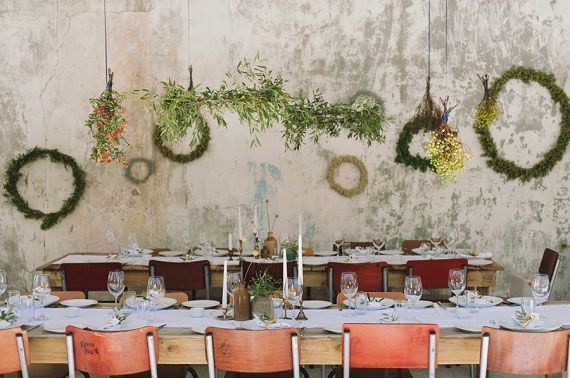 South African wedding | Photo by Love Made Visible | 100 Layer Cake