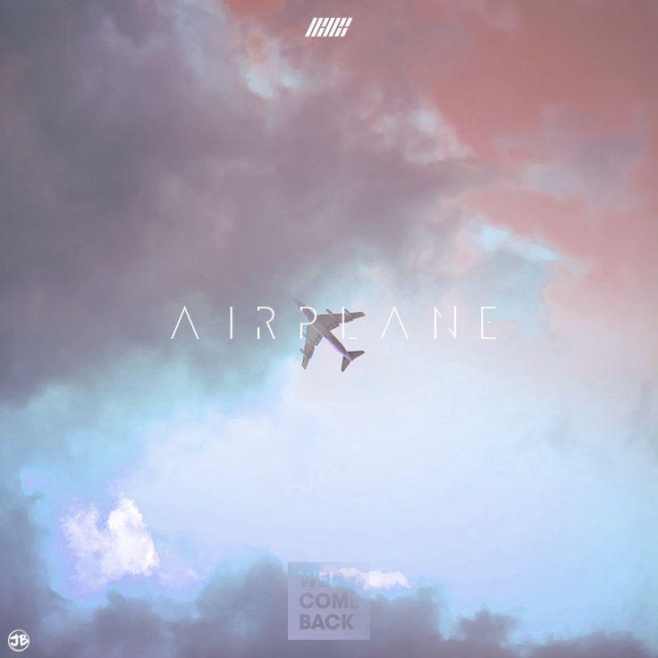 iKON - Airplane by J-Beom on DeviantArt