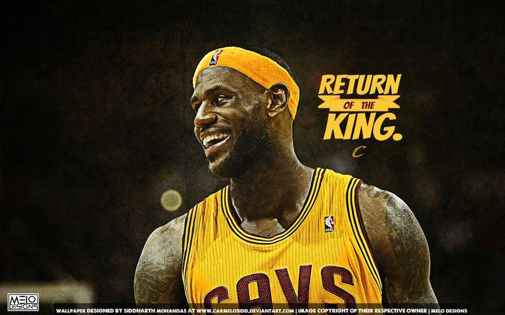 lebron james cleveland wallpapers return of the king