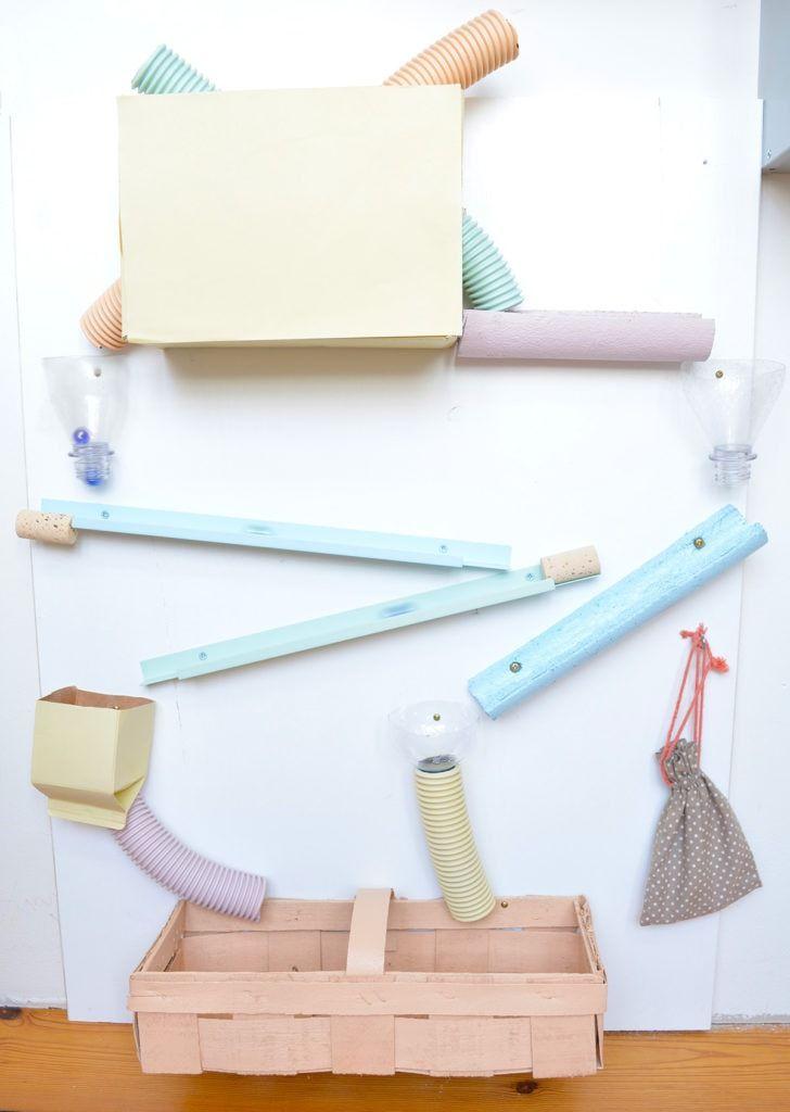 Upcycling | Feuchttücherbox | Babyspielzeug DIY | ilma pallo