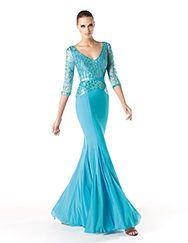 Pronovias apresenta o seu vestido de festa Rainne da coleção Madrinha 2014. | Pronovias