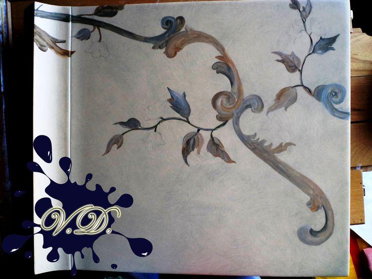 Краска нанесена на часть стола, на загрунтованное дерево, краска акрил для дерева, затем несколько слоев лака для мебели. Можно мыть, влагостойкая. Выполняю под заказ любые рисунки в интерьере. Тел.: 095-659-91-07 или 067-193-25-53. #художник#росписьстен#фреска#декораторинтерьера#объемнаяроспись#золочение#оформлениепотолка#оформлениестен#декорстен#декорпотолка#лучшийдизайнер#художникгода#креативныйдизайн#художникдекоратор