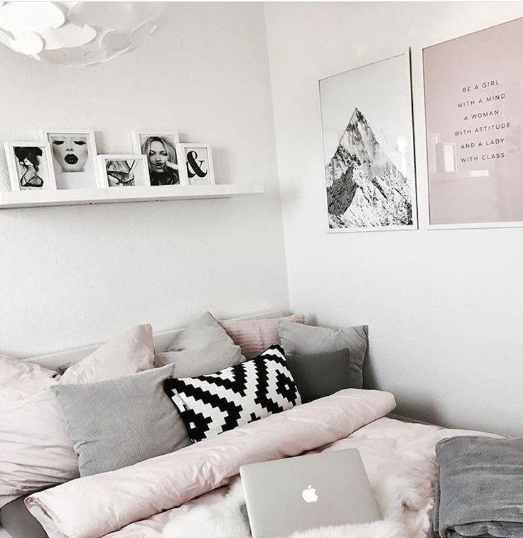 Die Besten 25 Tumblr Zimmer Ideen Auf Pinterest Von Schwarz Weiss Schlafzimmer Konzept Zimmer Einrichten Jugendzimmer Tumblr Zimmer Einrichtung Zimmer Einrichten
