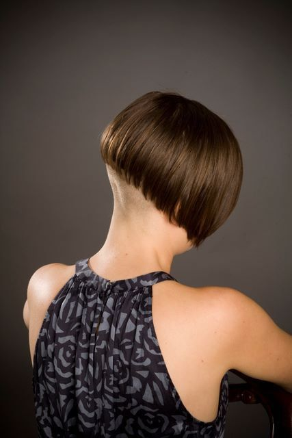 side haircut 1000 images about nape on bobs 1015