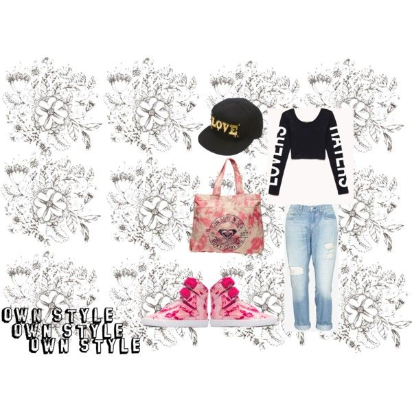 """""""Own Style"""" by nabillasyarah on Polyvore Get ready for SCHOOL?"""