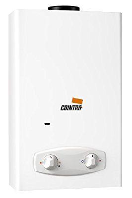 Cointra Optima COB-10p Gas Durchlauferhitzer Propangas 10 Liter pro Minute, 17,8 KW