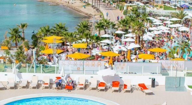 THB Ocean Beach Hotel - Adults Only - 4 Star #Hotel - $77 - #Hotels #Spain #SanAntonioBay http://www.justigo.com/hotels/spain/san-antonio-bay/aparthotel-thb-bahia_13592.html