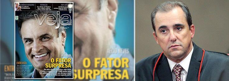 BLOG DO IRINEU MESSIAS: TSE REVELA PARA OS BRASILEIROS QUE A REVISTA VEJA,...
