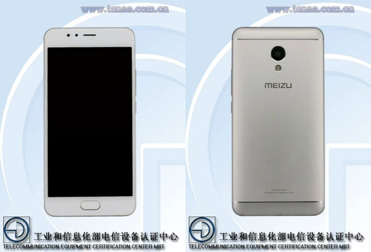Meizu M612C Gets Certified With 4GB Of RAM, Metal Body