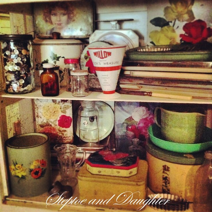 Vintage Kitchenalia