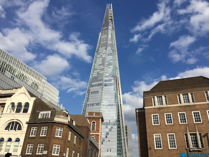 The Shard | Attribution:  Browzz.uk, CC BY-SA 4.0 | #Tags: Architecture, Best Of British, Quintessentially British, Great Britain, United Kingdom