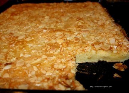 Buttermilch-Blechkuchen